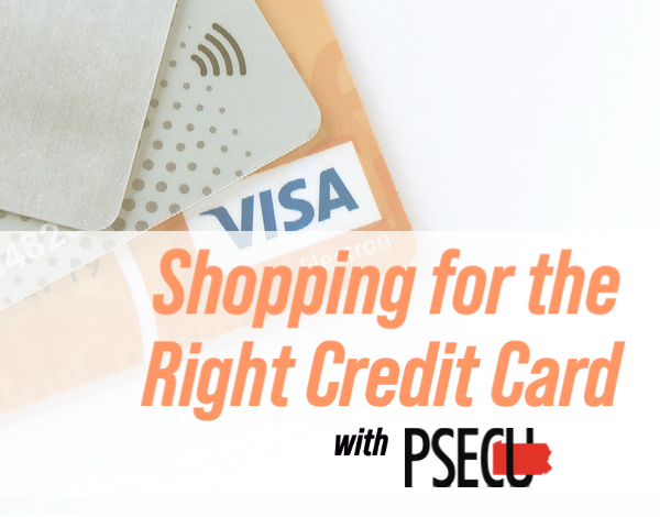 Shopping for the Right Credit Card
