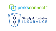 Perks Connect and Simply Affordable Insurance