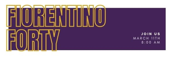 The Fiorentino Forty