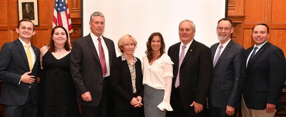 Distinguished Alumni Award Recipients 2018